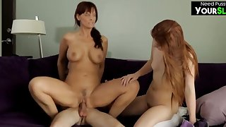 Raunchy Mommy Joining Amateur Porn - Big knockers