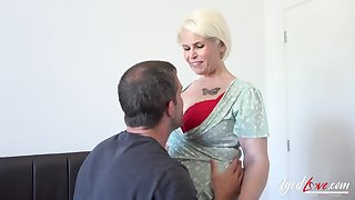 AgedLovE British Mature Using Hard Rough Sexual connection